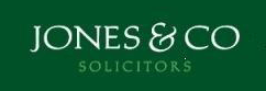 Jones and Co Solicitors.