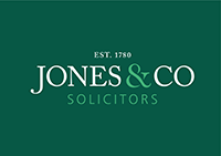 Jones and Co. Solicitors.